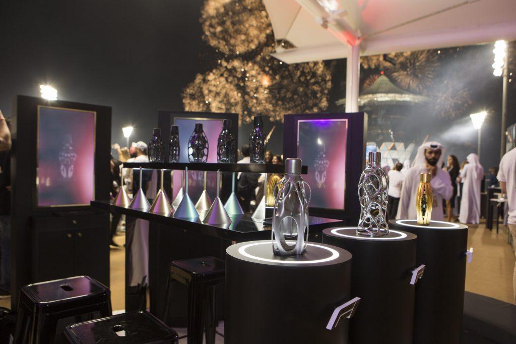 F1 Haute Parfumerie collection