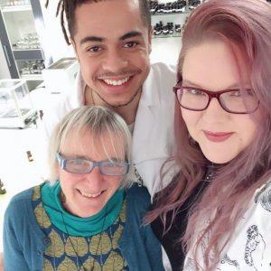 Olfiction perfumery team 2020